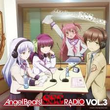 Angel Beats! CD Drama