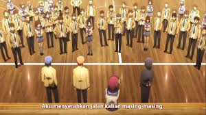 Angel Beats! Episode 11