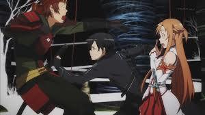 Sword Art Online Episode 9