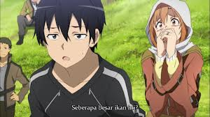 Sword Art Online Episode 13